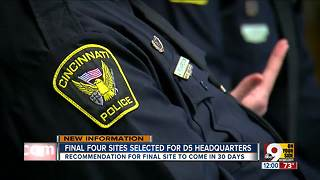 Cincinnati officials: These 4 sites meet most criteria for new Police District 5