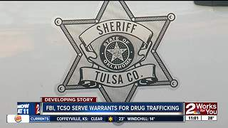 Drug raid connected to Mexican cartels; multiple arrests - Video
