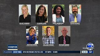 Colorado Teacher of the Year Finalists