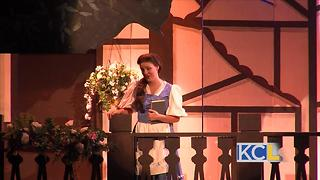 Preview of Beauty and the Beast at Theatre in the Park - Video