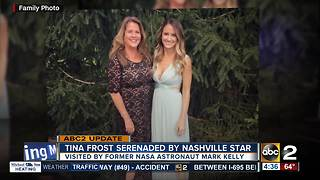 Maryland native in Las Vegas shooting serenaded by 'Nashville' actor - Video