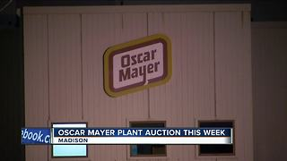 Oscar Mayer auctioning off equipment from former Wisconsin plant - Video