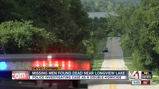 2 bodies found in woods identified as missing Grandview men