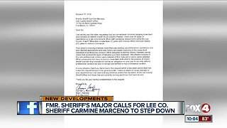 More people come forward about Sheriff Carmine Marceno