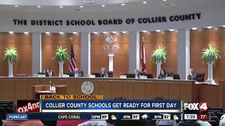 Collier County Ready for Back to School - Video