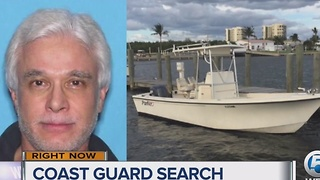 66-year-old boater missing along the Treasure Coast - Video