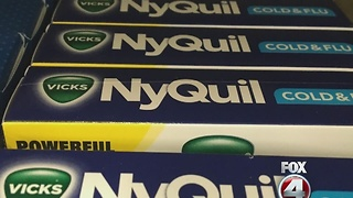 New state law makes over-the-counter cough medicine tougher to buy - Video