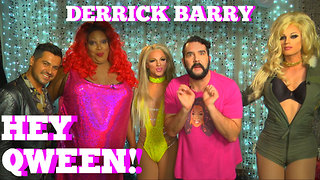 DERRICK BARRY on HEY QWEEN! with Jonny McGovern PROMO - Video