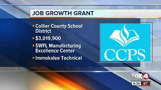 Collier County School District gets more money - Video