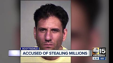 Scottsdale police ID theft suspect connected to $1.5M California fraud scheme