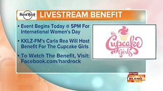 Livestream Event Featuring Female Performers
