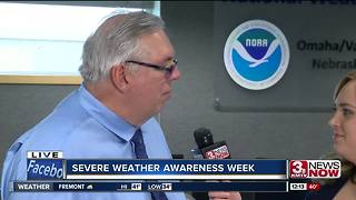 Several Weather Awareness Week: Terminology