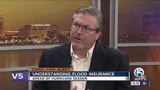 Understanding flood insurance ahead of hurricane season - Video