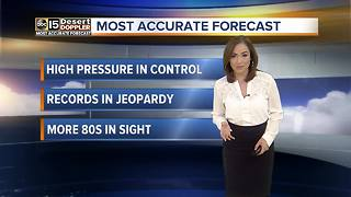 Warm weather continues in the Valley - Video
