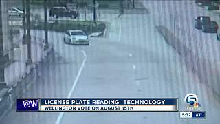 Wellington votes in favor of LPR technology to catch criminals - Video