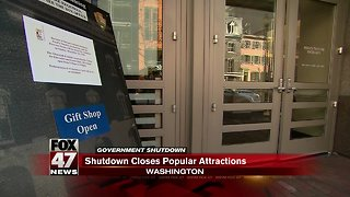 How the partial government shutdown is playing out and what to expect as it continues