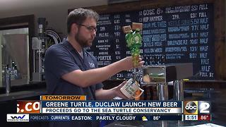 Greene Turtle, DuClaw Brewing Company launching new IPA beer - Video