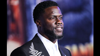 Kevin Hart lucky and blessed to have kids