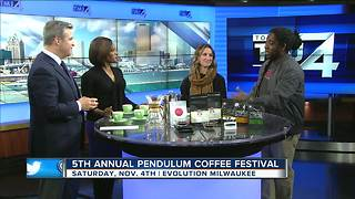 5th annual Pendulum Coffee Festival