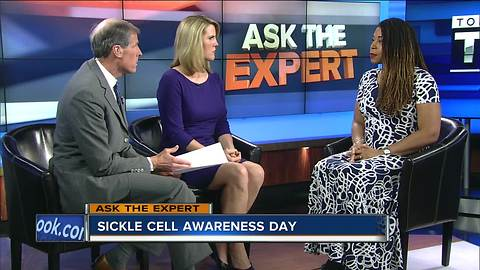 Ask the Expert: Sickle Cell awareness