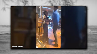Fight breaks out in Chili's
