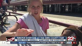 Kern County Fair Fun - Video