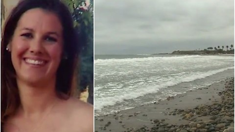 Woman Swims in the Ocean Near San Diego. Then the Unthinkable Happens.