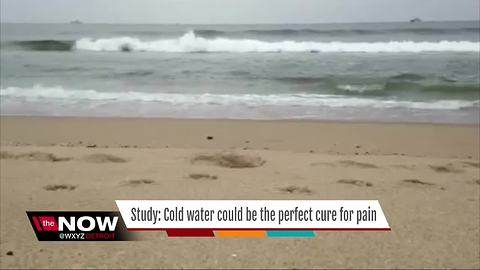Ask Dr. Nandi: Cold water could be the perfect cure for pain