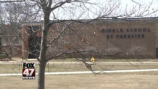 Questions raised about Parkside Middle School security - Video