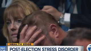 Dr. Nandi: Post-election stress disorder - Video