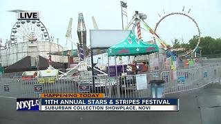 Stars & Stripes festival - Video
