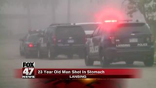 Man in critical condition after south Lansing shooting