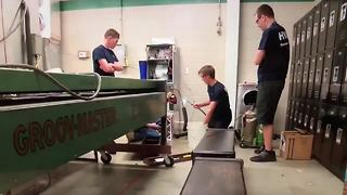 New technical high school filling employment gap | Digital Short - Video