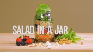 Salad in a Jar - Video
