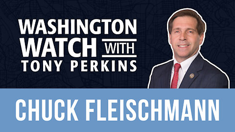 Chuck Fleischmann Addresses the Media Blackout of What is Really Happening at the Border