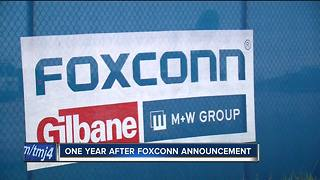 Labor Secretary Alexander Acosta on Foxconn - Video