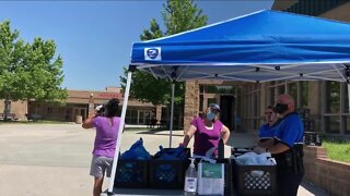 Jeffco Schools & other groups helping families with food