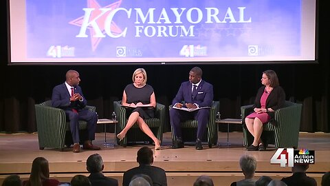 Mayoral forum opening remarks