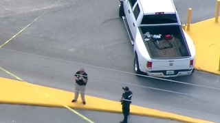 Officer-involved shooting in Palm Springs - Video