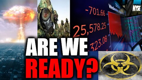 The Coming Silent Invasion & Biden's Failure To Act...Are We Ready For What's To Come?
