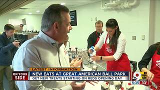 Ball Park Eats - Video