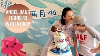 Happy birthday Angel Jiang