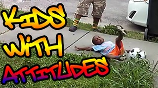 ​Kids With Attitudes #10 - Video