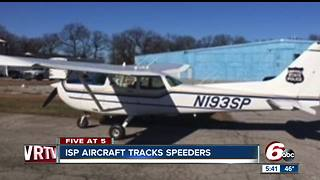 ISP using planes to track speeders from the sky - Video