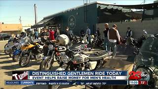 Distinguished Gentlemen ride for a cause in Bakersfield