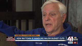 Alderman explains Raytown police budget cuts - Video