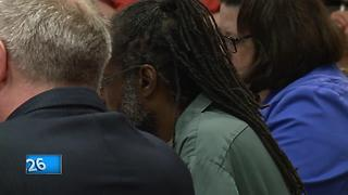Suspect in Cherry St. murder pleads not guilty