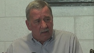 FULL PRESS CONFERENCE: Chuck Jones, president of Carrier's union - Video