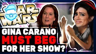 Disney BLACKMAILING Gina Carano For Mandalorian Cara Dune Spin Off? FORCING Her To Apologize?