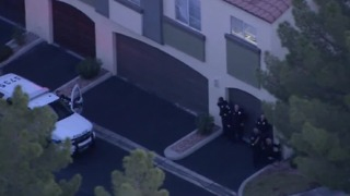 Police investigating murder-suicide in Henderson - Video